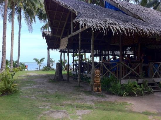 Siargao Inn: the bar