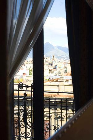 Ambasciatori Hotel: vista dalla camera