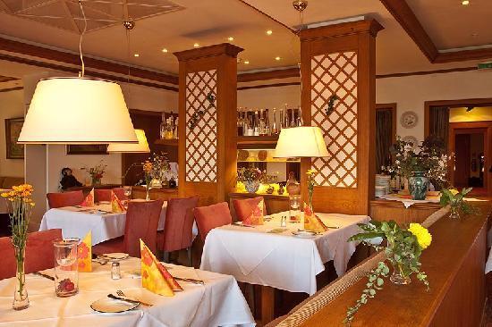 Ringhotel Koehlers Forsthaus: Blick ins Restaurant