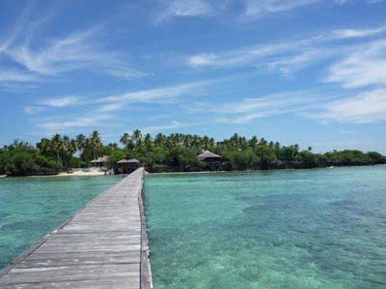 Maratua Atoll, Indonesia: Jetty Nunukan Island
