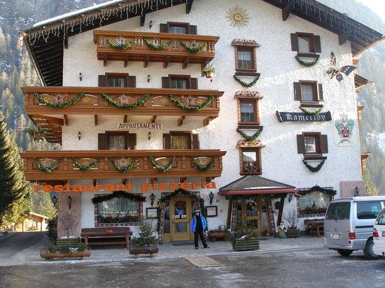 Campitello di Fassa, Włochy: Exterior