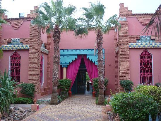 Kenzi Club Oasis : The hotel