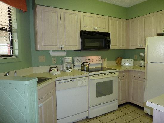 Peppertree Resort: Kitchen  area