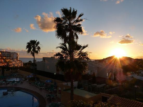 LABRANDA Oasis Mango: sunset at oasis mango