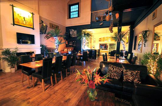 Coco Rio Restaurant