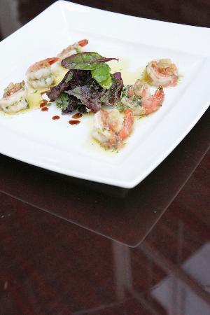 Postilion Restaurant: King prawns