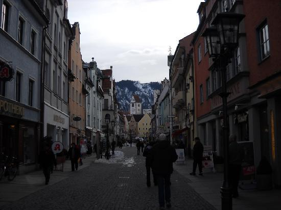 Fussen, Γερμανία: Füssen