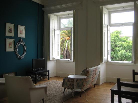 Jardim de Santos Hostel : ...