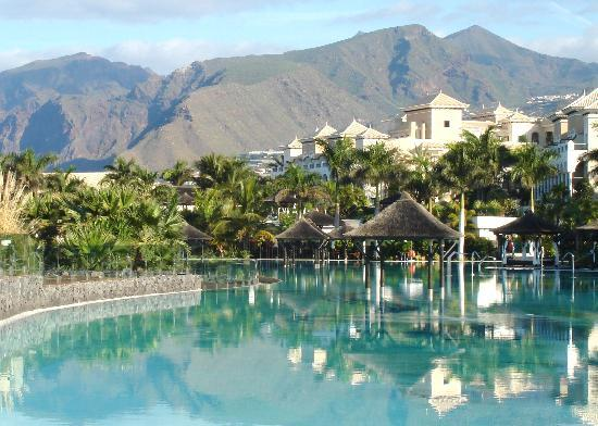 Gran Melia Palacio de Isora Resort & Spa: Tranquility!