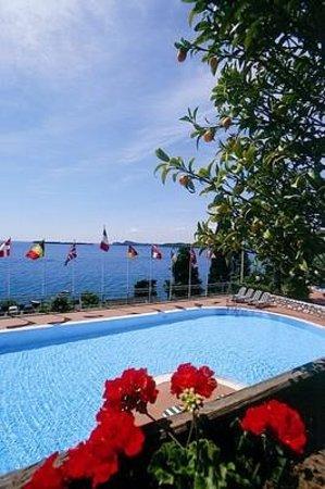 Hotel Villa Florida : Panoramic Swimming Pool