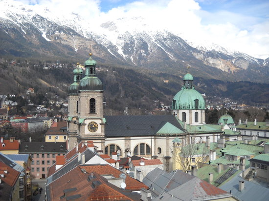 Innsbruck : restaurants