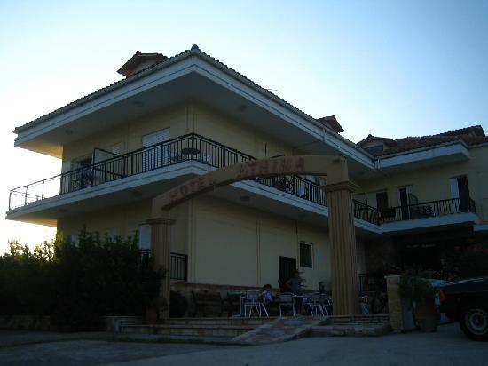 Athina Hotel: hotel