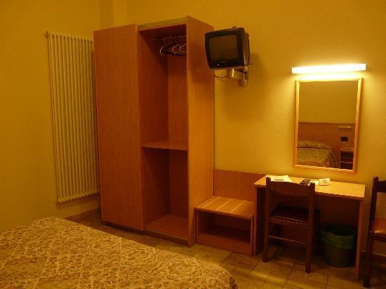 Hotel Padova Casa del Pellegrino : Bedroom