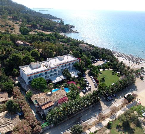 Hotel Simius Playa: Panoramica