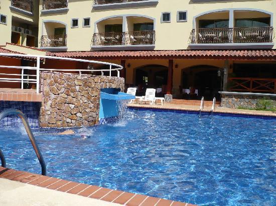 Gran Hotel Azuero: Area de la piscina
