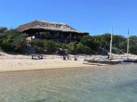 Ifaty, Madagascar: hotel paradisier