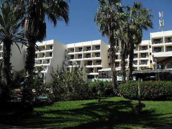 Hotel Argana : Gardens of Argana Hotel