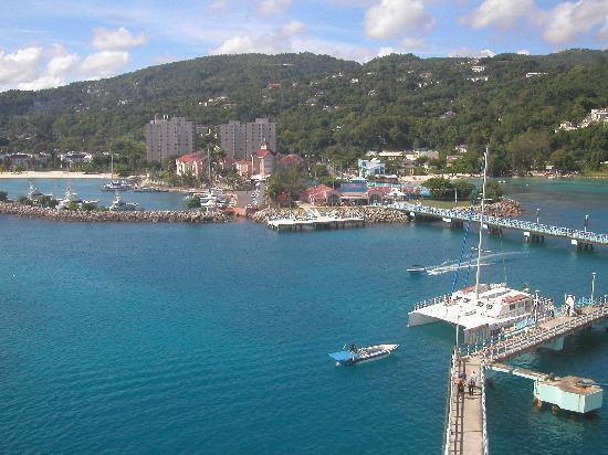 Ocho Ríos, Jamaica: Ocho Rios Port