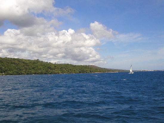 Ocho Ríos, Jamaica: Booze Cruise
