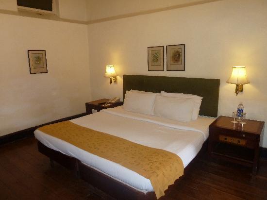 Taj Savoy Hotel, Ooty: bedroom