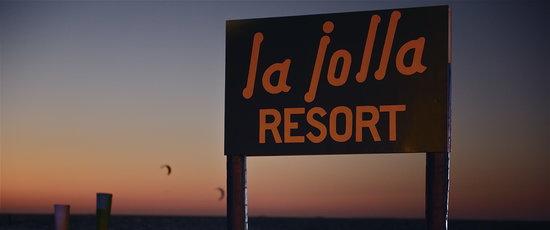 sunset at la jolla resort