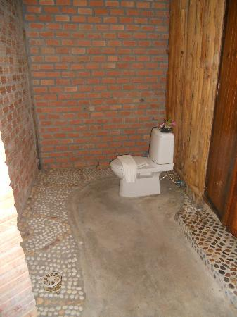 Blue Village Resort: Toilette