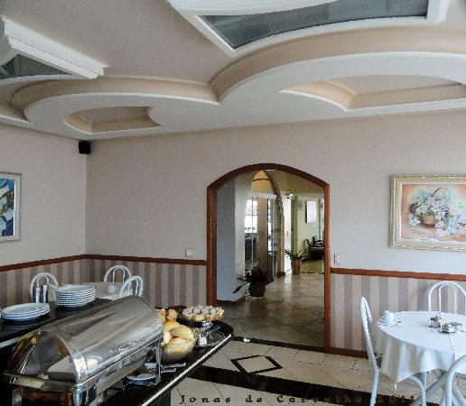Hotel Rouver: Refeitório