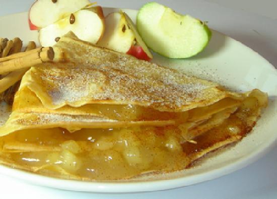 Go Crepe : Apple Pie Crepe