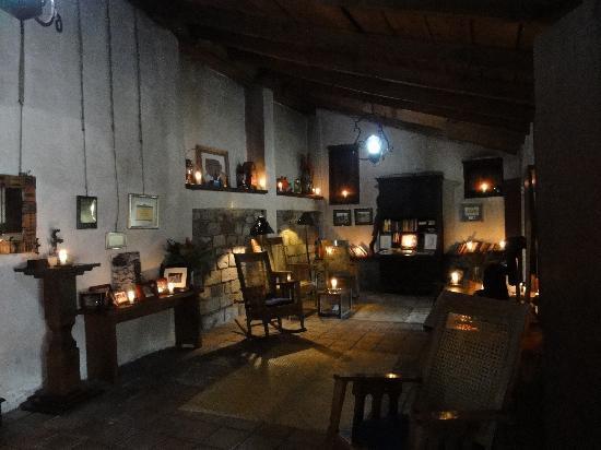 Hacienda San Lucas: ambience
