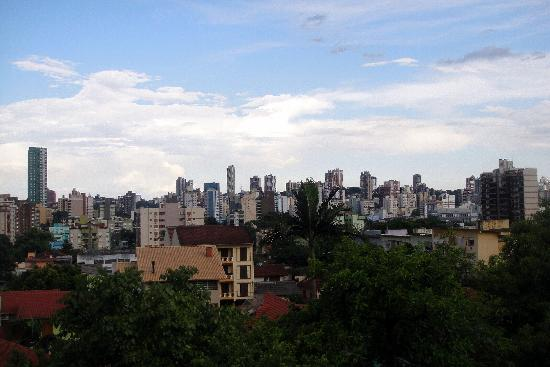 Novo Hamburgo, RS: View of the city