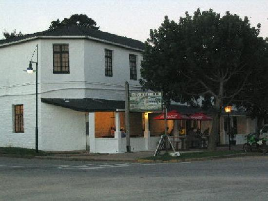 The Historic Pig & Whistle Inn: The oldest licenced pub in South Africa