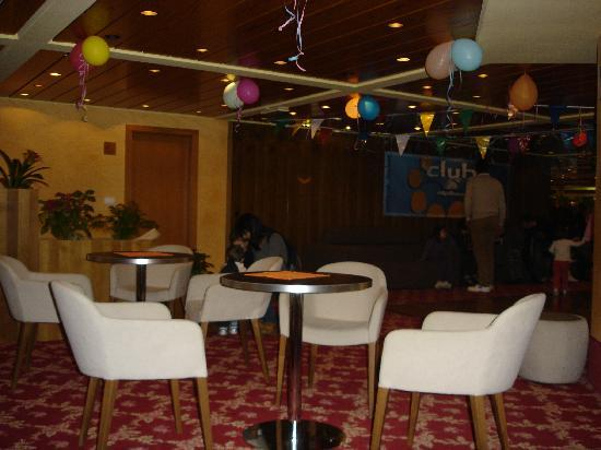 Hotel Solaria: hall e dintorni