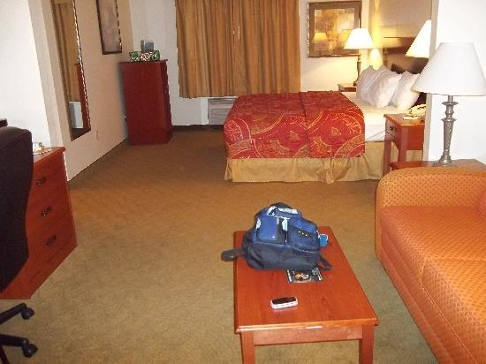 Sleep Inn & Suites of Panama CIty Beach: Beautiful rooms