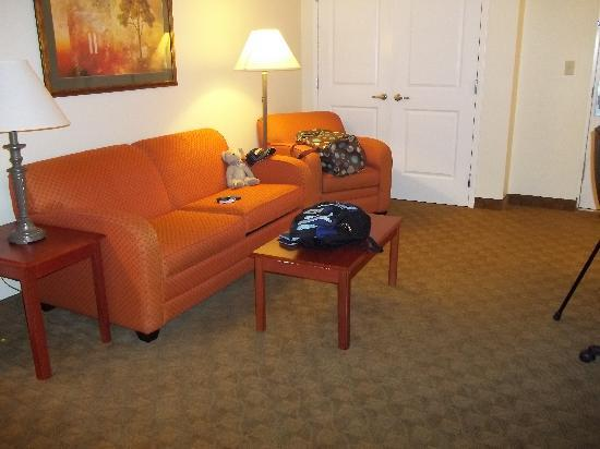 Sleep Inn & Suites of Panama CIty Beach: So roomy