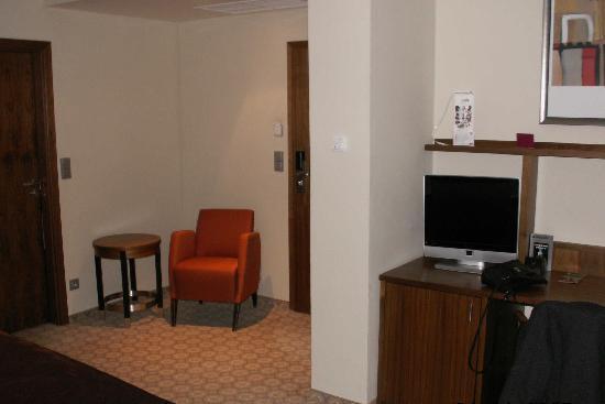 Silenzio Hotel: Zimmer