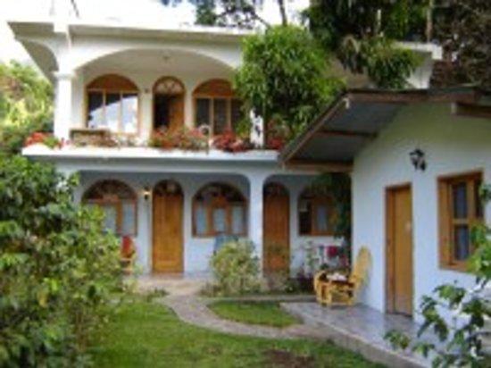 Hotel El Arbol in San Marcos La Laguna, Lake Atitlan