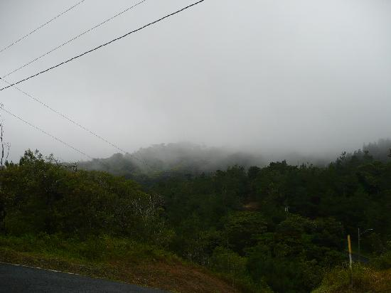 Sora, Παναμάς: Vista montañosa en Altos del María
