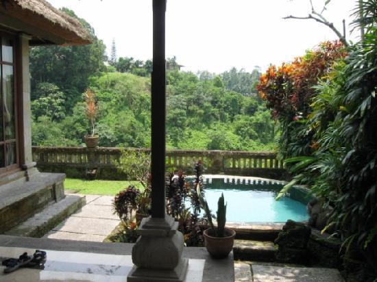Pita Maha Resort and Spa: our private pool