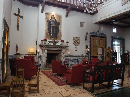 """Hotel """"Santa Isabel"""" Europa-Park : Hotellobby"""