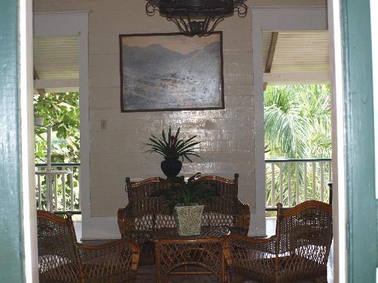 Hacienda Gripinas: Lobby area