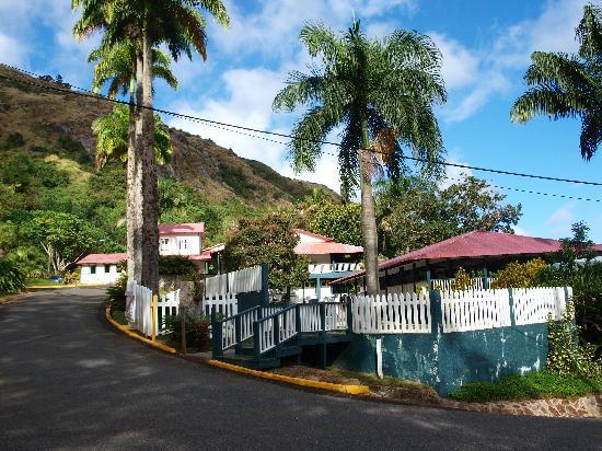 Hacienda Gripinas: Hacienda view