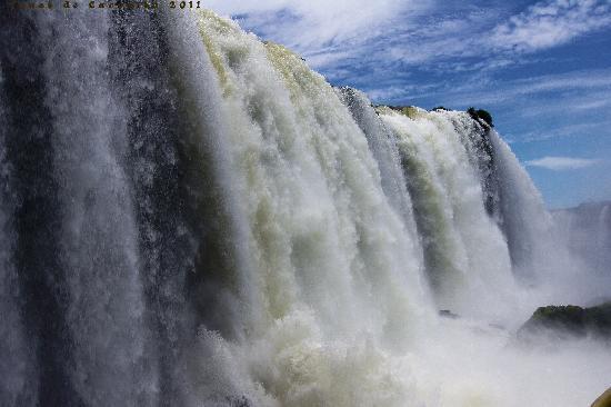 Iguazu Falls: Cataratas Brasileiras