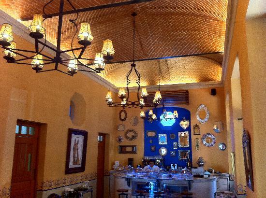Hotel Casa San Angel: hotel2