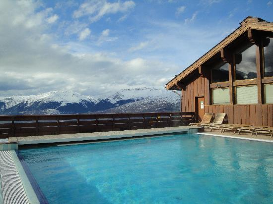 Club Med Peisey-Vallandry: outdoor pool