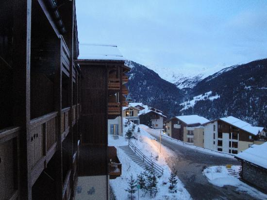 Club Med Peisey-Vallandry: view from room