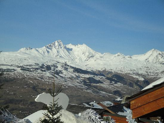 Club Med Peisey-Vallandry: from the terrace