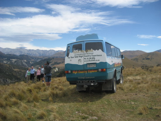 High Country Explorer Tours: 4x4 High Country trip