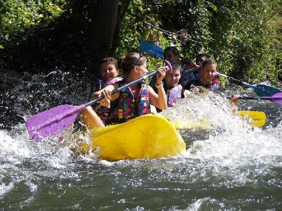 Ariege Evasion: Location de canoës