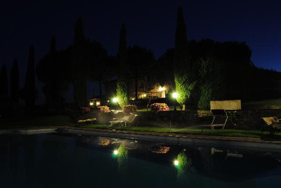 Casale di Brolio: notturno hotel