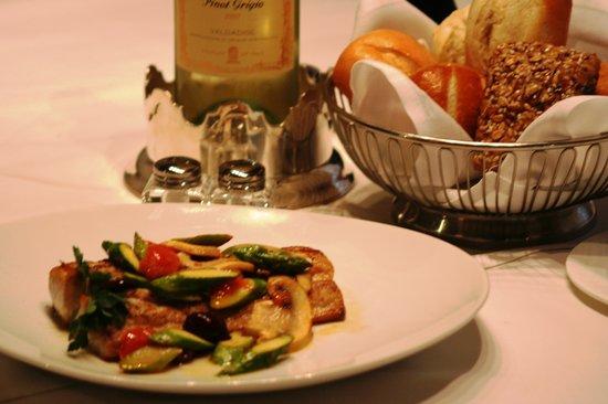 La Piccola Fontana: Food